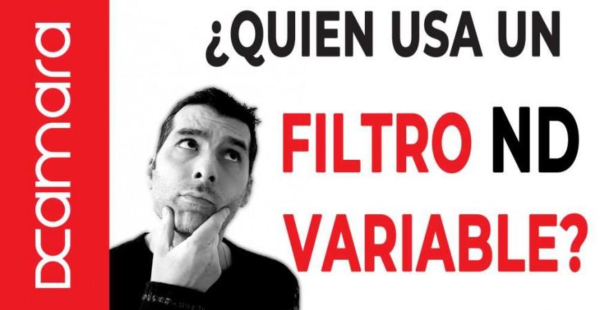 Filtro Densidad Neutra Variable